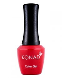 KONAD 20 SEC GEL POLISH SCARLETT RED10ML