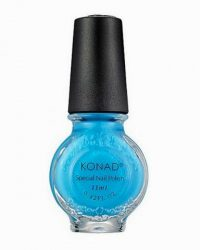 Konad Stamping Nail Art S21 Sky Blue Special Polish.