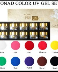 PRO UV COLOUR SET 1