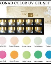 PRO UV COLOUR SET 2