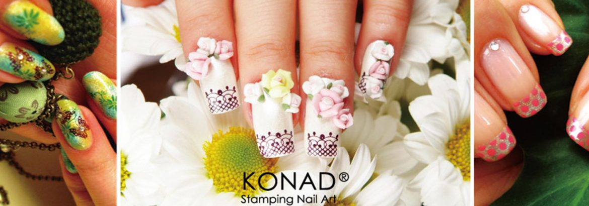 KONAD Nail Art Embellishments NZ