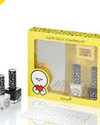 KONAD BARABAPA Limited Edition Clear Jelly Stamping Kit - HONEYMOON