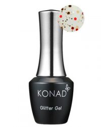 Konad 20 Second Gel Polish Aurora Gold